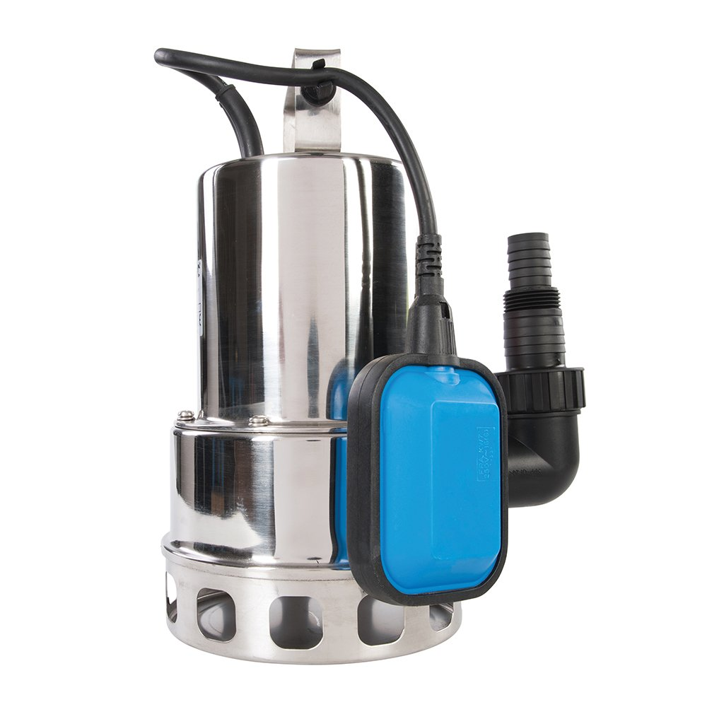 Silverline 869235-550W Submersible Dirty Water Pump 230V