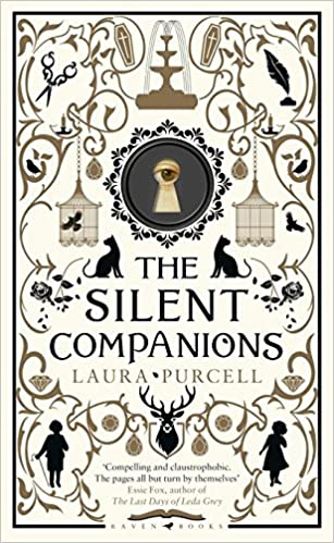 The Silent Companions A Ghost Story Amazon Laura Purcell