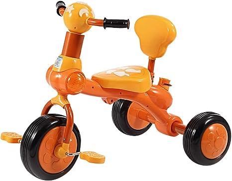 Triciclo para niños Bicicleta Bebé Coche Cochecito para niños Niño ...