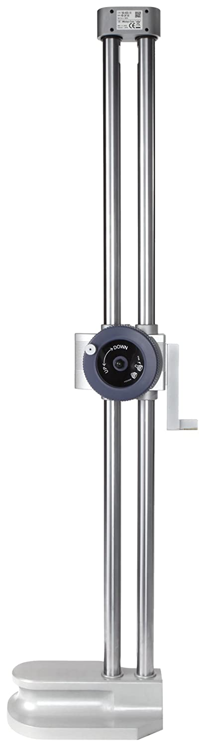 With Output 24//600mm X .0005//.00020.01mm//0.005mm Mitutoyo 192-632-10 24//600mm X .0005//.00020.01mm//0.005mm Digimatic Height Gage