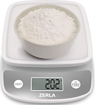 Zerla Versatile Digital Food Scale