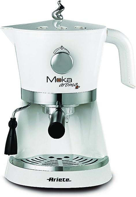 Ariete máquina Café Moka Aroma Espresso 1337/30: Amazon.es: Hogar