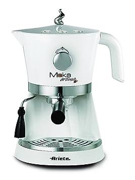 Ariete máquina Café Moka Aroma Espresso 1337/30: Amazon.es ...