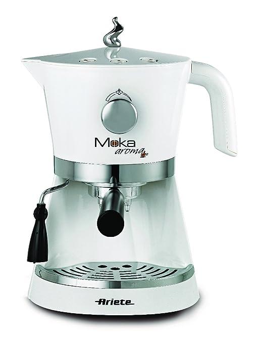 4 opinioni per Ariete 1337 Macchina per Caffe, Bianco