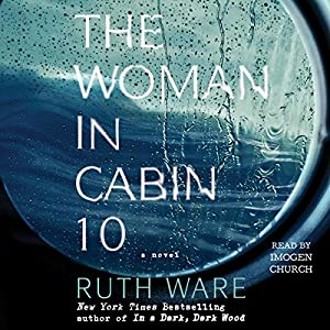 The Woman in Cabin 10 Audiobook