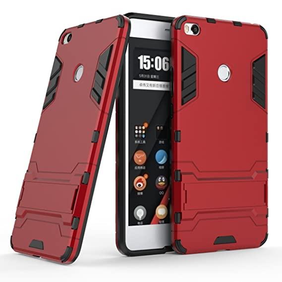 Amazon.com: Xiaomi Mi Max 2 Case, SsHhUu Shock Proof Cover ...