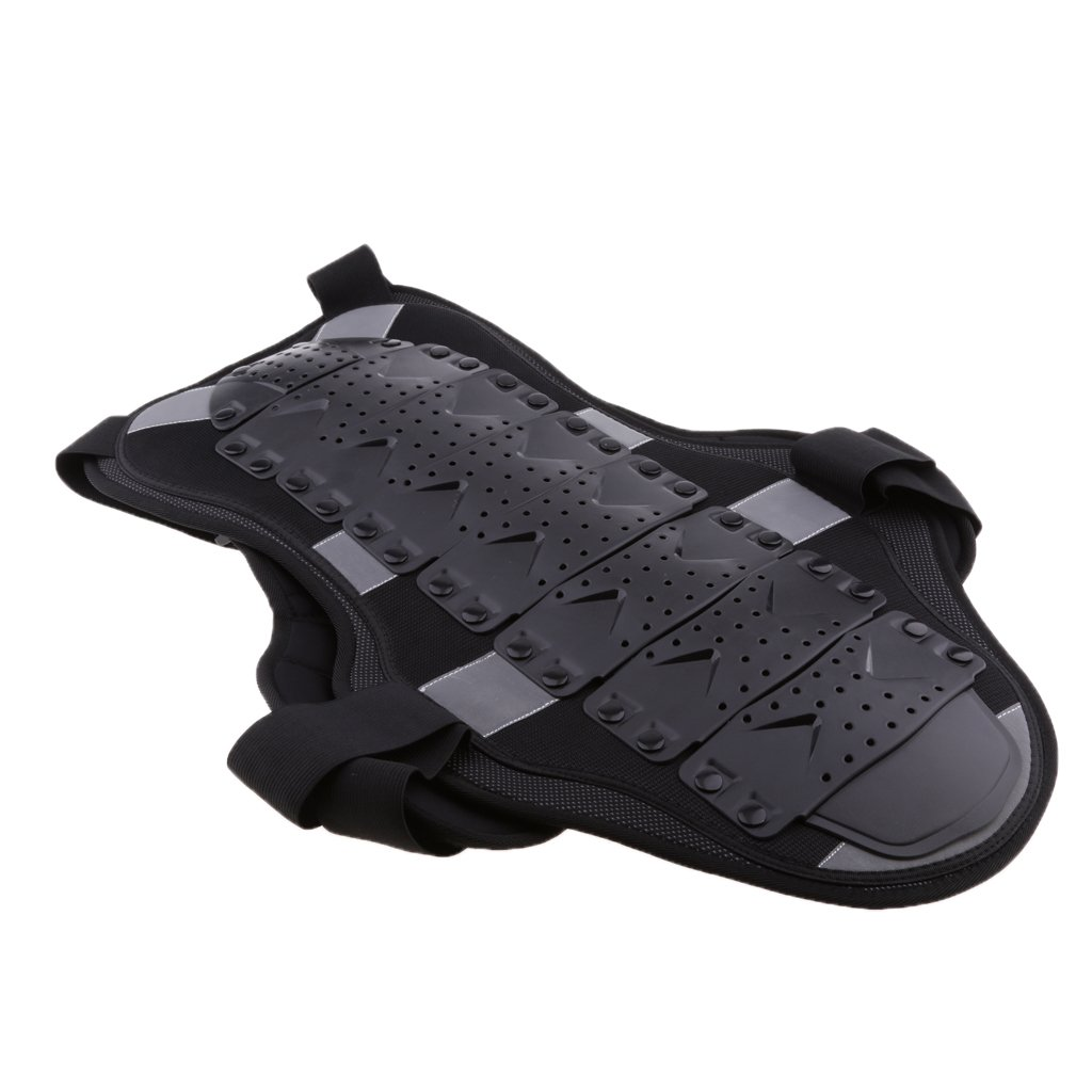 MagiDeal Cycling Adults Body Chest Spine Protector Armor Vest Protective Gear for Dirtbike Bike Motorcycle Motocross Skiing