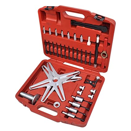 vidaXL Set de herramientas para alineación de embrague autoajustable herramientas