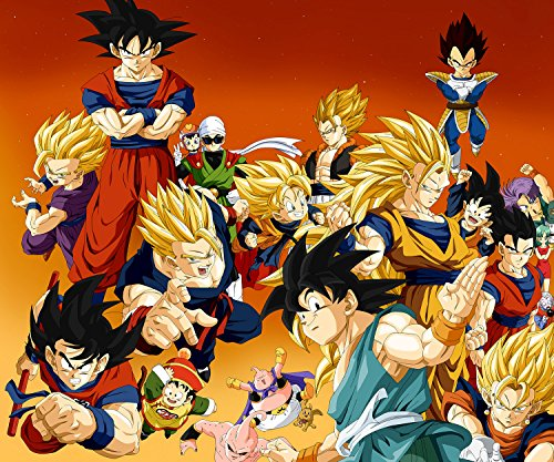 Cool Dragon Ball Z Posters