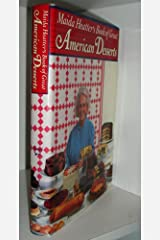 Maida Heatter's Book of Great American Desserts Hardcover