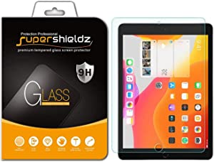 Supershieldz Anti Glare (Matte) Screen Protector for Apple New iPad 10.2 inch (2020/2019, 8th/7th Generation) [Tempered Glass] Anti Scratch, Bubble Free