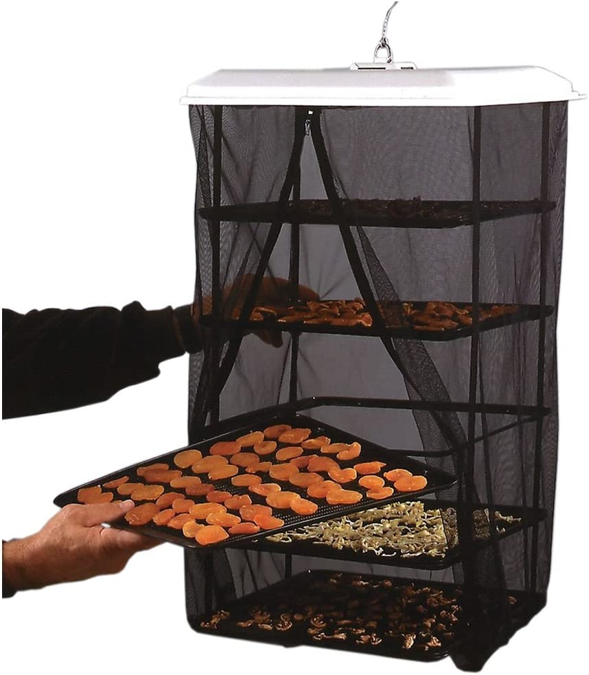 Food Pantrie Solar Food Dehydrator - Hanging Dehydration System - Non-Electric.