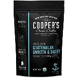 Organic Cold Brew Coffee - Guatemalan Coffee Beans Ground Coarse for Cold Brewing - Medium Roast, 16oz (Ground)