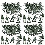 100pcs/pack children soldier figures set model BOYS PLASTIC COMBAT MISSION military army toys TOY SOLDIERS BAG BUCKET PARTY BAG FILLERS By Guilty Gadgets