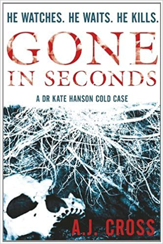 Book Gone in Seconds by A.J. Cross (2012-07-05)