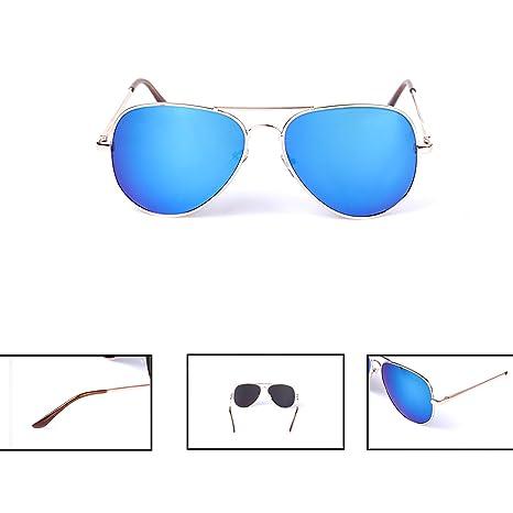 Amazon.com: youban clásico Aviator anteojos de sol Para Los ...