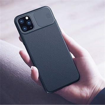 MMCZ pour iPhone 11 Pro Max Coque CamShield Coque Slide Protection ...