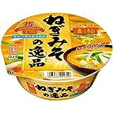 ニュータッチ 凄麺 15周年記念 ねぎみその逸品 135g×12個