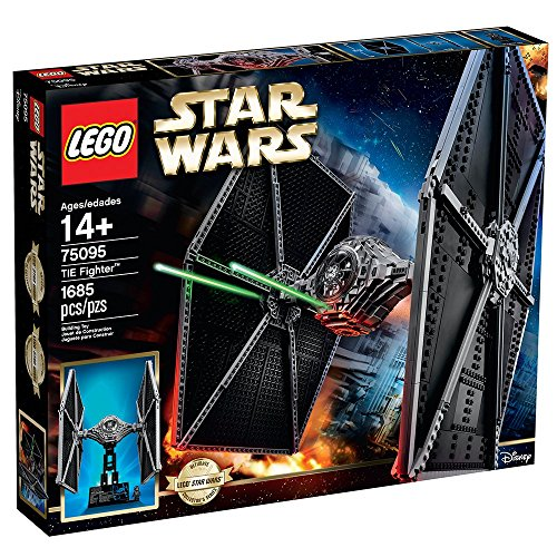 TIE Fighter <br> 1685 pieces