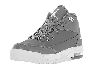 on sale 0c423 bc8e6 Nike Jordan Flight Origin 3 BG, Chaussures de Sport garçon, (Gris Froid