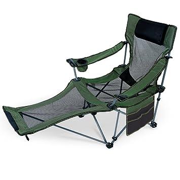 amp;dx Inclinable Hm Air Chaise Chaises Portable Plein Dossier Pliantes VqSzMGUp