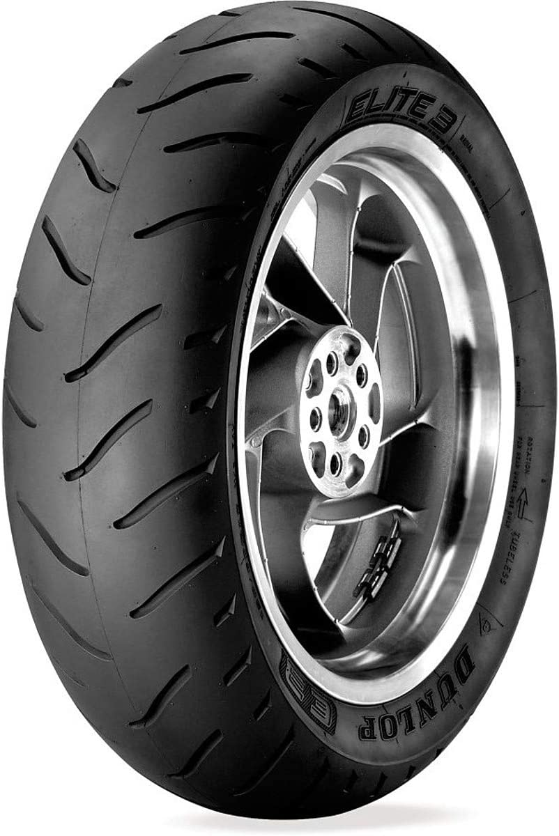 DUNLOP Elite 3 Radial Touring Tire Rear 240//40R18