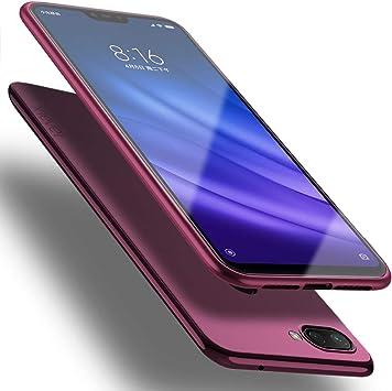 X-level Funda para Xiaomi Mi 8 Lite, Carcasa para Xiaomi Mi 8 Lite ...