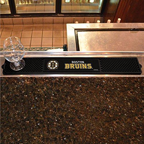 (FANMATS NHL Boston Bruins Vinyl Drink Mat)