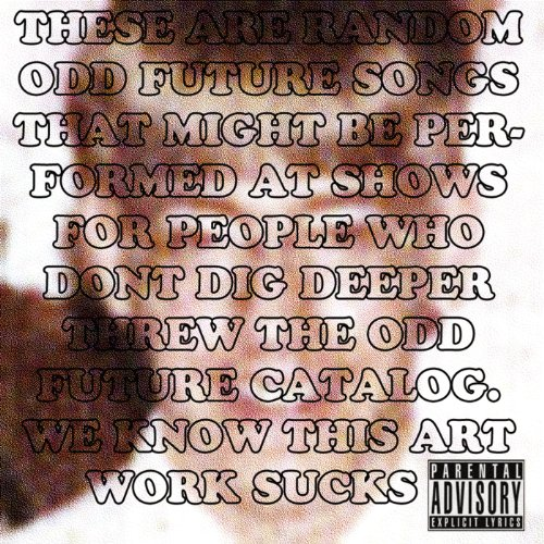 12 Odd Future Songs [Explicit]