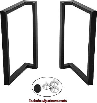 Patas para muebles de 28 pulgadas de altura en forma de L, patas ...