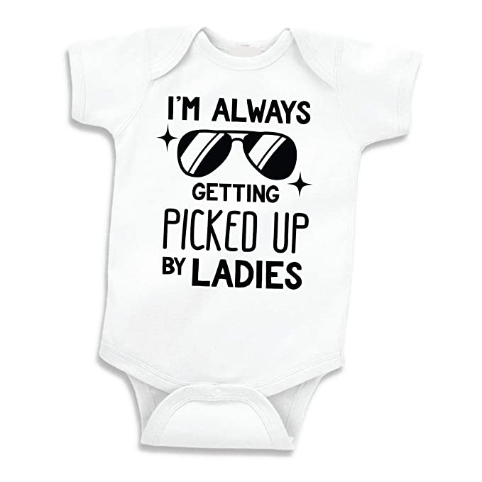 c79d0f55ed Amazon.com: Funny Baby Boy Clothes, Cute: Clothing
