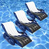Intex Floating Recliner Lounge for Swimming Pools, 3-Pack