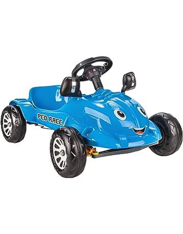 Jamara Ped Race Coches de Pedales Color Azul 460289
