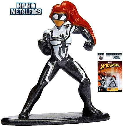 Jada Toys Nano Metalfigs Marvel Spider-Man Metal Diecast Fig MV33 Spider-Girl
