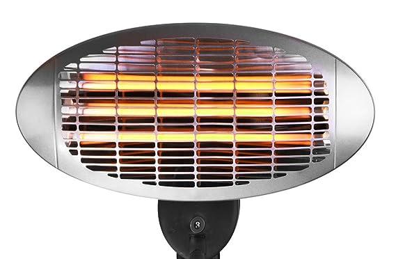 Set of 2 Firefly 2kW Outdoor patio heater