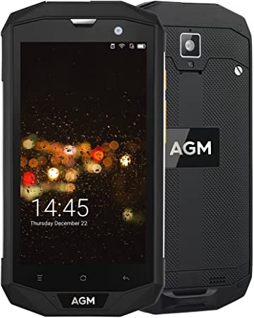 AGM A8 - Robusto Smartphone IP68 Impermeable Antiagua Anticibios ...