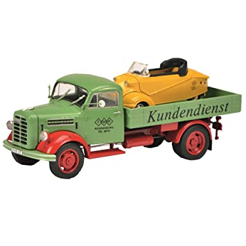 Schuco 450345500 Borgward B2500 - Juego de Camiones (Escala ...
