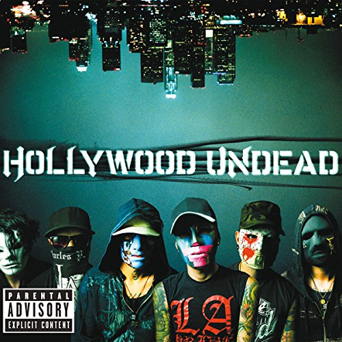 CD : Hollywood Undead - Swan Songs [Explicit Content]
