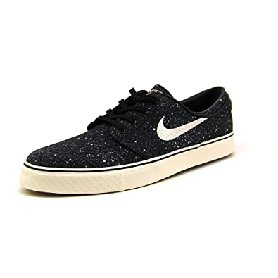 95526b7fc0aeb Nike Sb Zoom Stefan Janoski Premium - Black/Ivory-Gum Light Brown ...