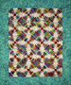 Tropical Fruit Pineapple Quilt Pattern