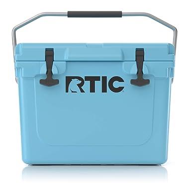 RTIC Cooler, 20 qt (Blue)