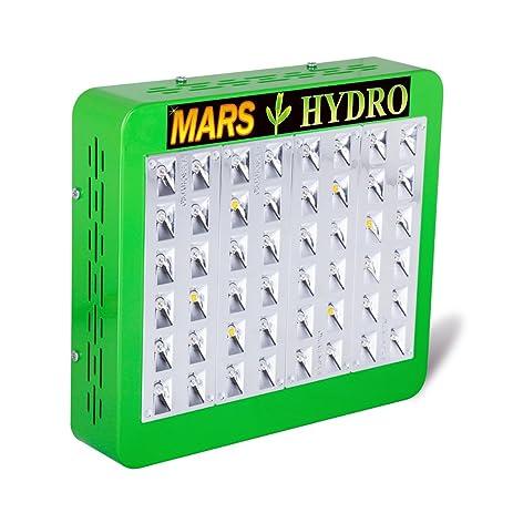 led grow light mars hydro reflector 240w full spectrum grow lights for indoor plants veg
