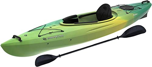 Evaxo Tide 10 Sit-in Kayak Paddle Included