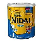 Nestlé Nidal Fórmula para Lactantes Etapa 1, 800 gramos