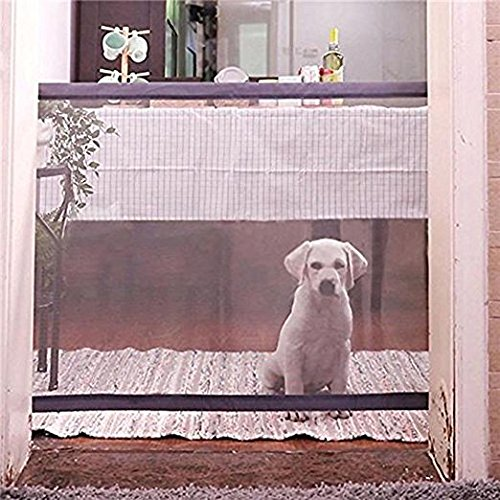 Nicetime Magic Gate Portable Folding Safe Guard Install Anywhere for Pet Safe