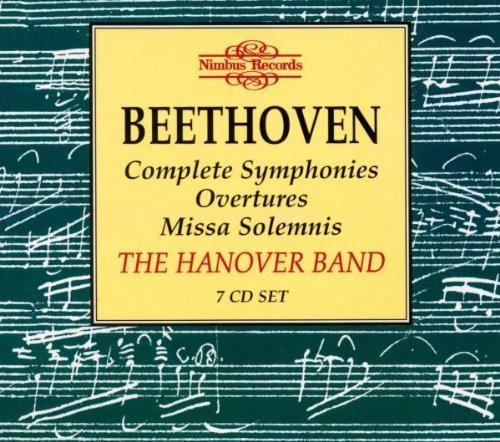 Symphonies / Missa Solemnis / Overtures