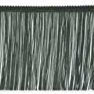 "Expo International 5 Yards of 6"" Chainette Fringe Trim Pewter"