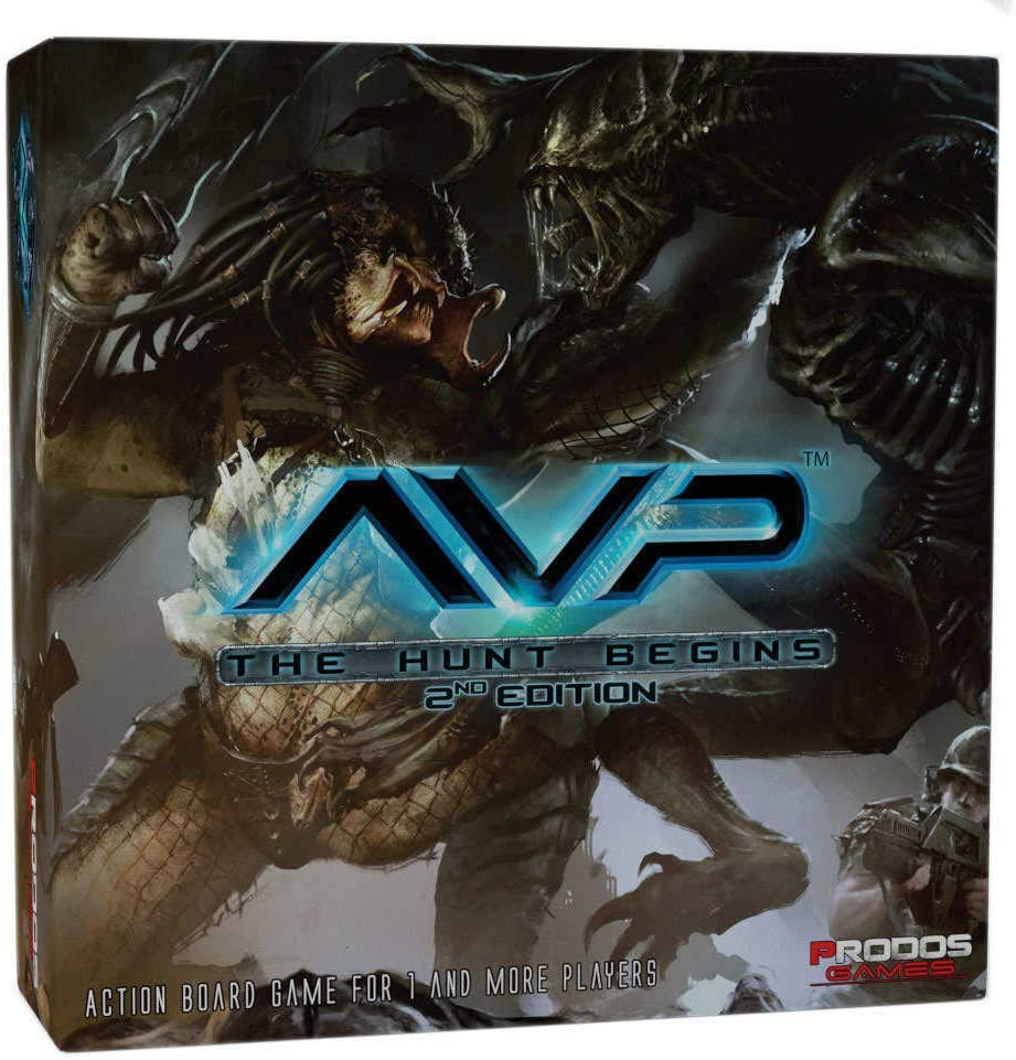 Alien vs Predator: The Hunt Begins 2nd Edition