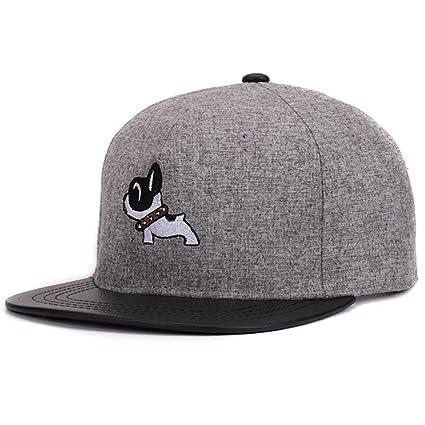 Doggy gorras de béisbol mujer Kpop Hip Hop Cap al aire libre ...