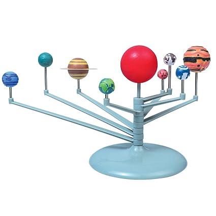Amazon Com Twister Ck Diy Solar System Model Kids Astronomical